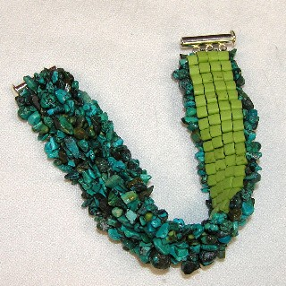 Peyote Stitch Beaded Garden Snake - About.com Beadwork